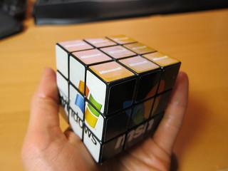 Microsoft Rubix Cube | by JCTennis.com
