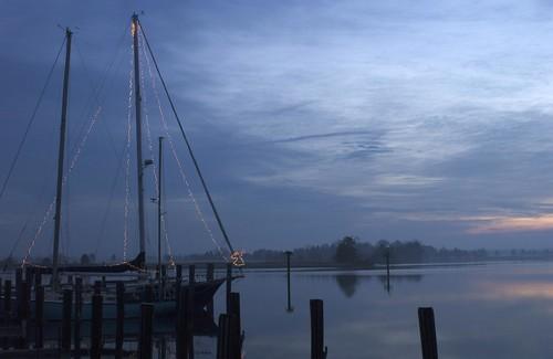 sunrise nikon boatshotscarina