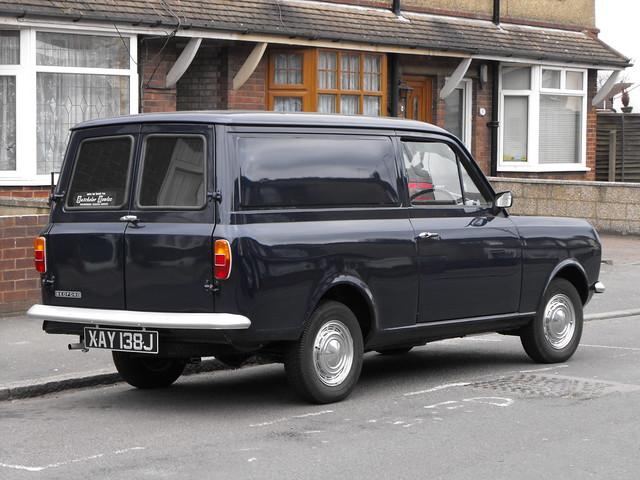 Bedford Beagle - XAY 138J (4)