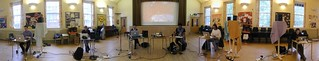 BiLE at Electroacoustic Compostion Forum in Liverpool | by hellocatfood