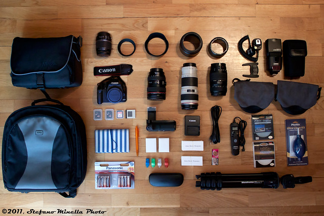 1/365 [365 Project] - What's in my bag?