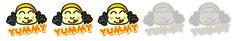 chubby rating 3   by www.chubbychinesegirleats.com