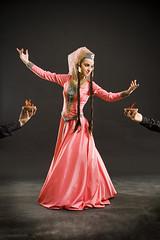 2009. február 23. 12:33 - Kaukázusi Grúz Nemzeti Táncszínház