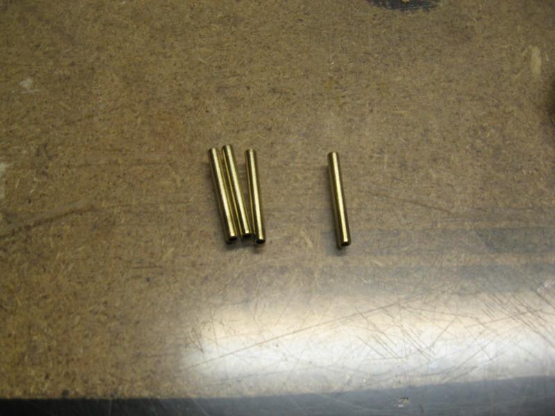 Rudder Pipes