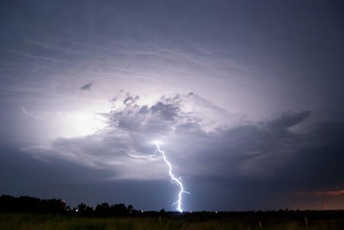 sky storm rain night clouds texas different ominous tx flash josh thunderstorm lightning thunder denton strangely severe therebeastormabrewin texassanger