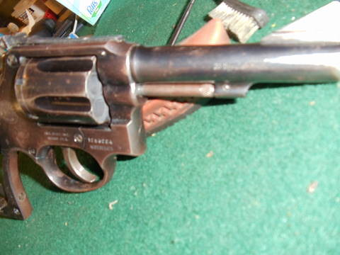 Taurus  38 Special Revolver Before2 | Matt Lee | Flickr