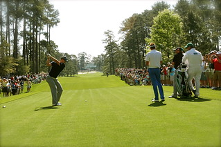 Masters Hole #7 (Justin Rose) | by pocketwiley