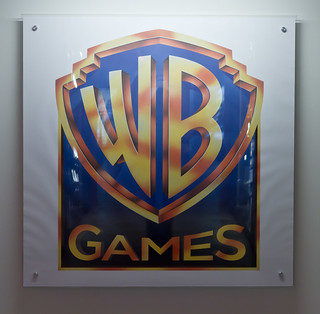 WB Games Logo | by SauceyJack