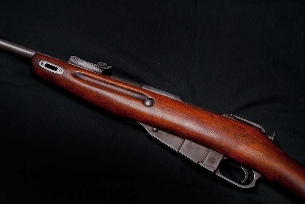M38 Mosin Nagant with Modified Stock | BHCMBailey | Flickr
