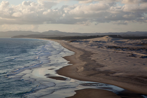 newzealand cloud sun beach water sunrise sand northland sanddune nzl mangawhai mangawhaibeach