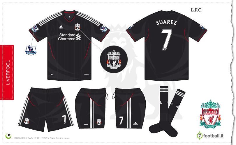pretty nice 46c5b 17e40 Liverpool away kit 2011/2012 | Sergio Scala | Flickr