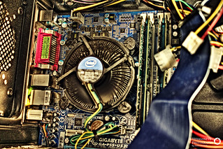 104/365 PC Upgrade Time | by Hexagoneye Photography
