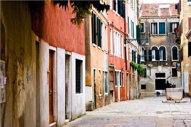 San Croce area