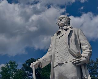 Sam Houston Side | by michael mccullough photos