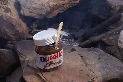 Nutella for our cold breakfast - Yummy | by Ju1ian