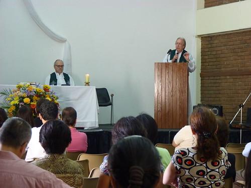 Ceremonia Religiosa por los 49 años de la UP