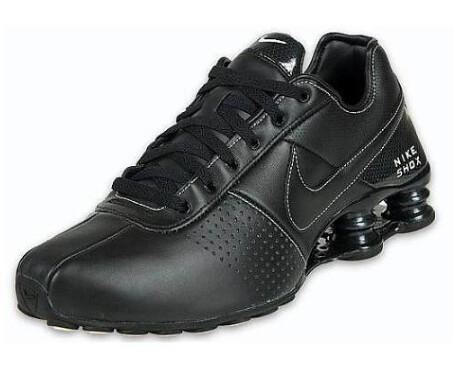 size 40 2ac3e 36cfa Shox Preto Couro | Nike Shox Preto Couro tamanho 44 | Silas ...