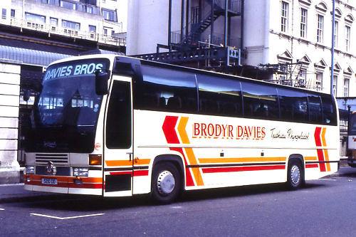 Davies Bros (Pencader) Royal Tiger Doyen 5210 DD