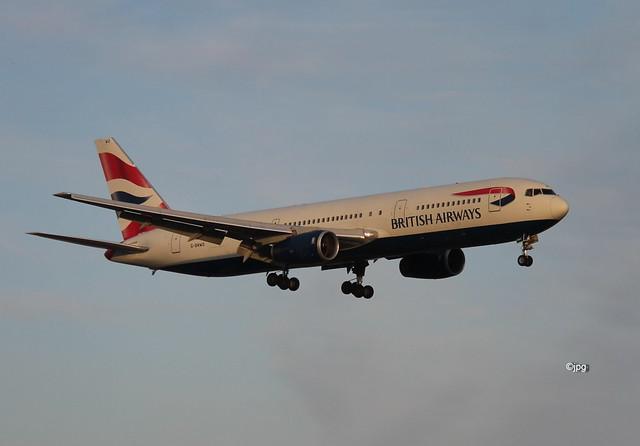 G-BNWO    BRITISH AIRWAYS   BOEING 767-336/ER      BA95       MONTREAL     YUL      CYUL
