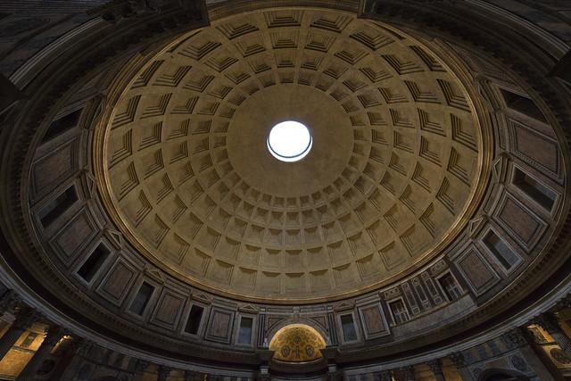 Agrippa/Hadrian Pantheon by Nikkor 14 mm - IV