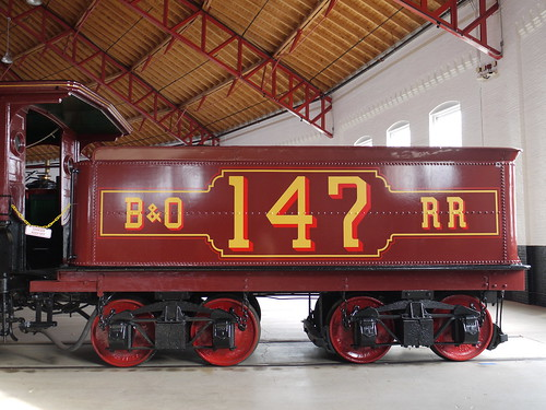 Baltimore & Ohio Railroad Museum, Baltimore, Maryland | by eli.pousson