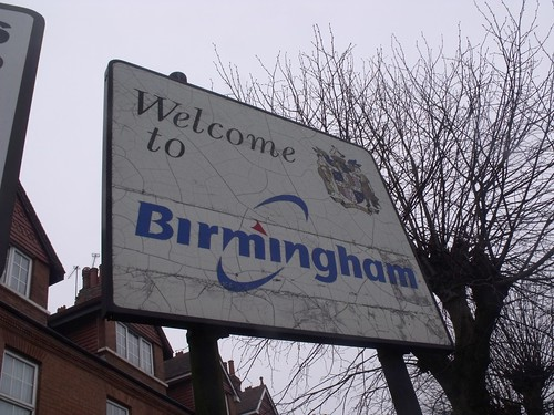 Hagley Road, Bearwood - Welcome to Birmingham   by ell brown