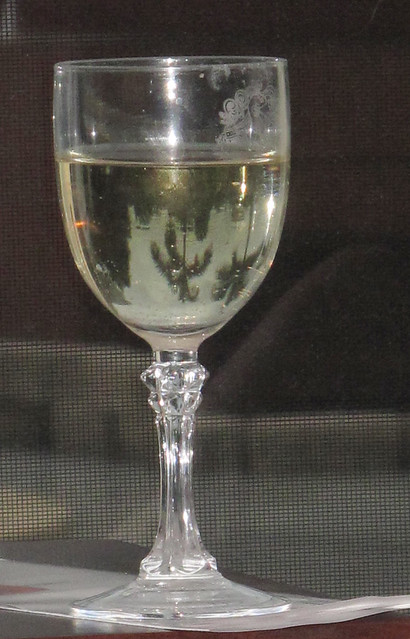 Reflections in a Glass