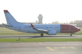 Norwegian Air Shuttle Boeing 737-33S; LN-KKX@CPH;08.04.2011/593fr | by Aero Icarus