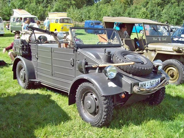 76 Volkswagen Kubelwagen Typ.82 (1940-45)