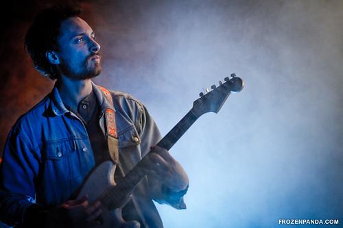 Bjarke Porsmose (4 Guys From The Future) | by Frozenpanda.com - Daniel Nielsen Photography