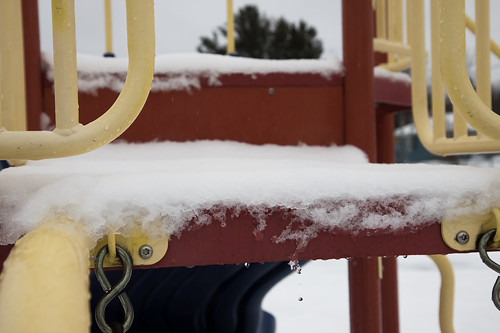Winter is Back - Playground | by haban hero