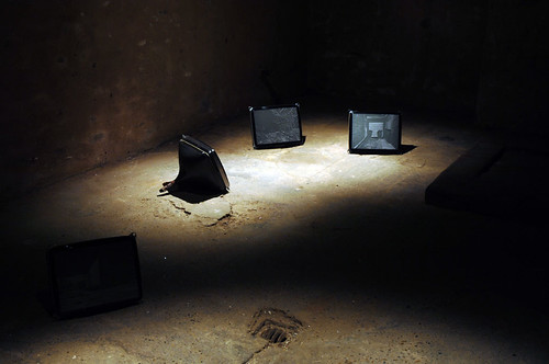 THE FUTURE CAN WAIT, 2010 | Shoreditch Town Hall, London