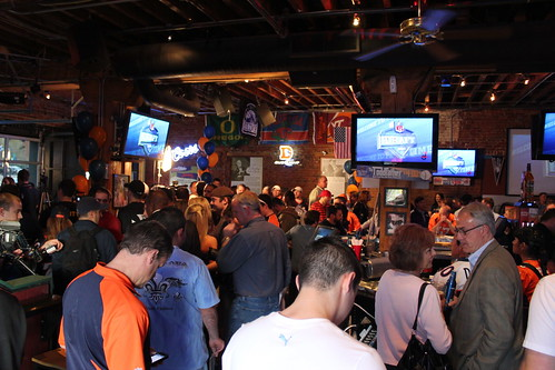 Draft Party at Jacksons in Denver | by Jeffrey Beall