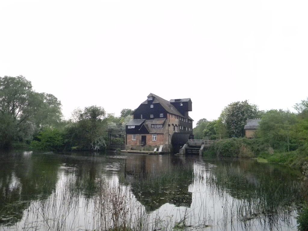 Houghton Mill Huntingdon Circular