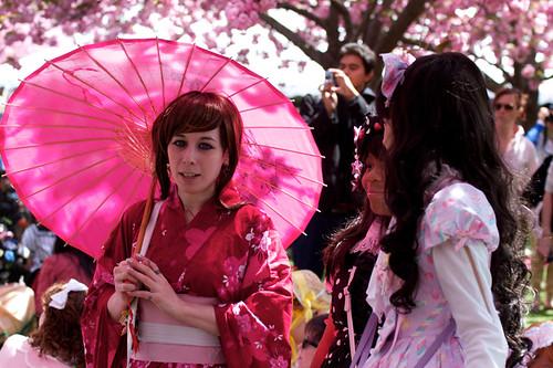 Sakura Matsuri   4/30/2011   by Amanda M Hatfield