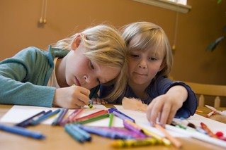 May is Child Care Month – celebrate a child-care provider! | by BC Gov Photos