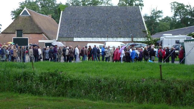 Zomerzinnen: rij voor Kees van Kooten