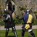 Medieval Combat at the Bishops Palace, April 2011