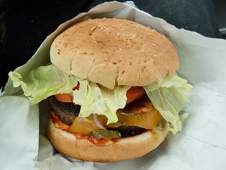 Cheddar Bacon Uncle Burger from A&W | by Bob_2006