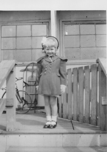 Patsy in the late 1940's