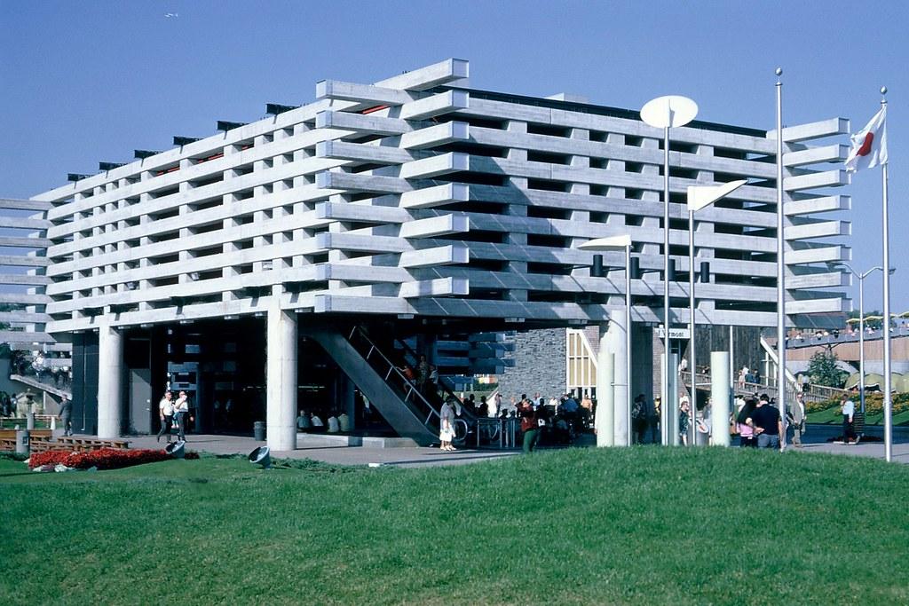 Montreal Expo 67 - Japan Pavilion