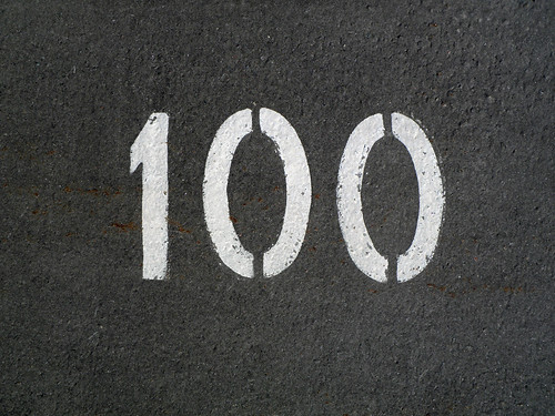100 | by Eva the Weaver