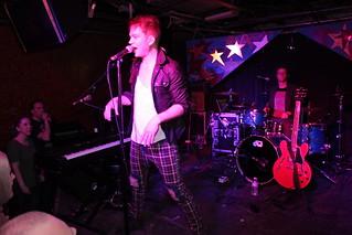 Atomic Tom at The Drunken Unicorn - 4/8/2011 | by nate_kie