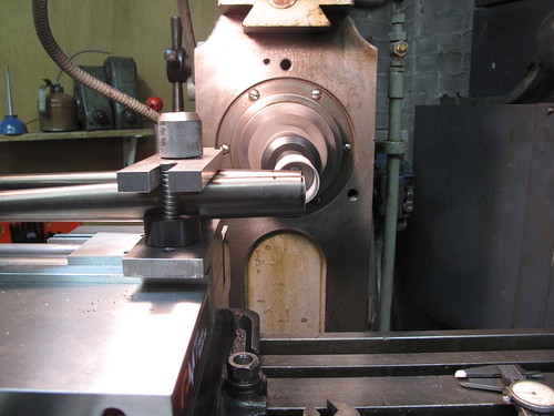 Chain stay mitering
