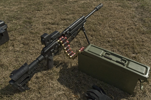 New Russian 12GA Machinegun