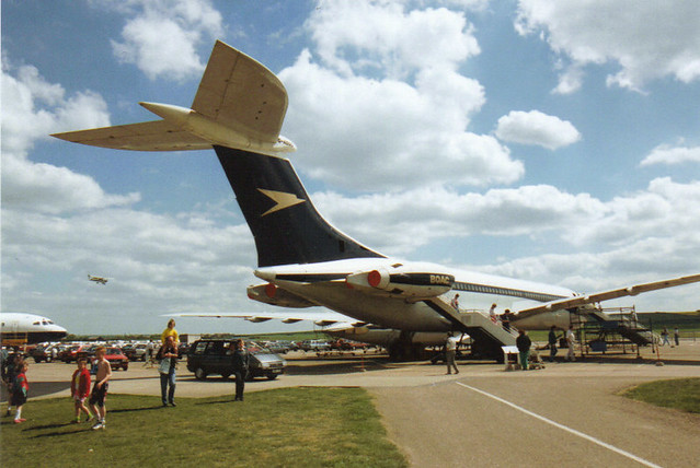 The Best of British; VC10 @ Duxford