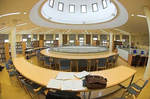Biblioteca Escuela Politécnica Superior