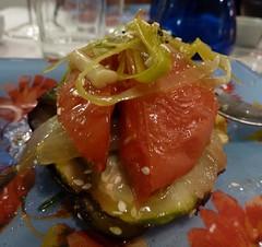 Cena a la oliva