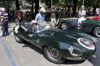 Jaguar D-Type - Forster (GB) | by [hirony]