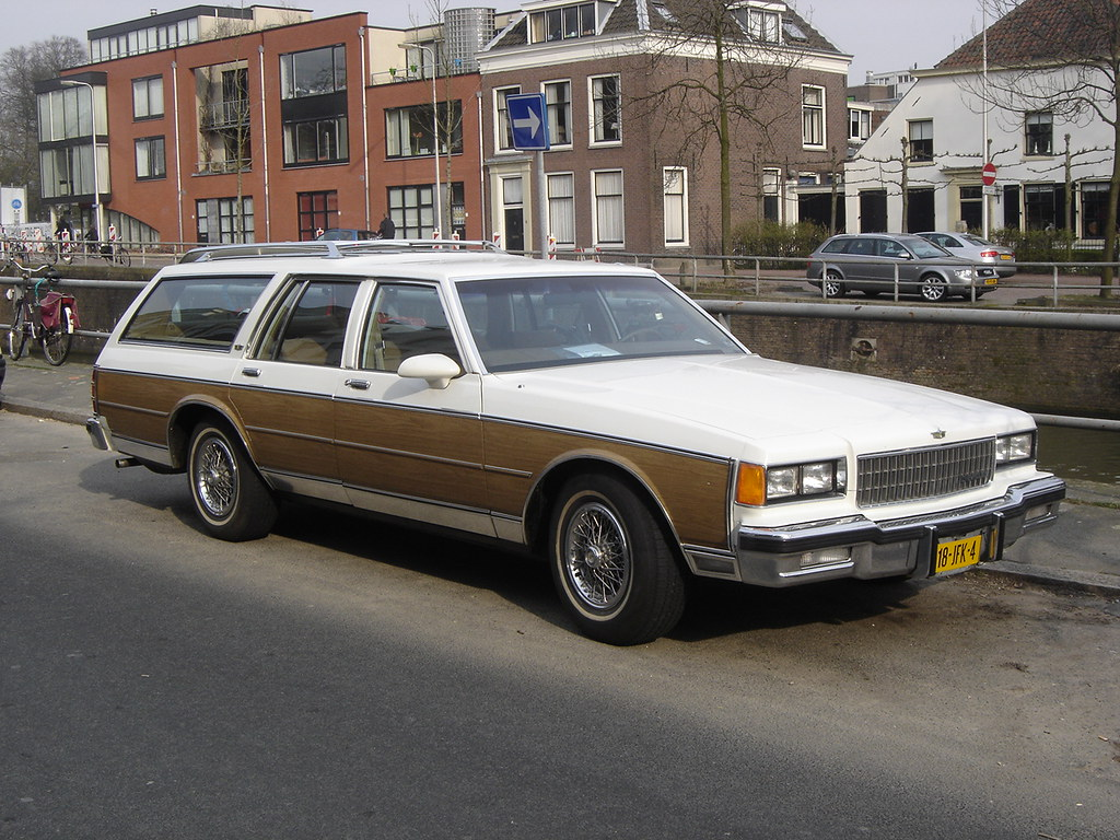 1986 Chevrolet Caprice Classic Wagon | A beautiful example o